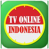 TV Online Indonesia Gratis icon