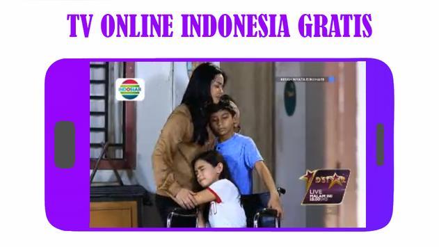TV Online Indonesia Gratis screenshot 1
