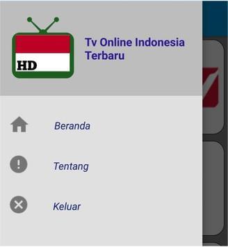 On line Tv Indonesia screenshot 2