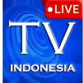 TV Indonesia Live - Aplikasi Nonton TV Streaming icon
