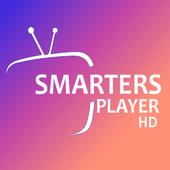 IPTV SMARTERS HD आइकन