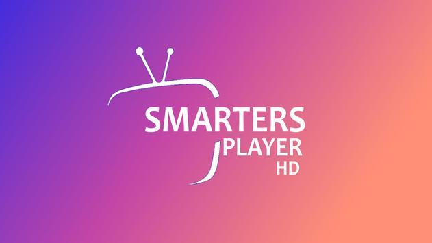 IPTV SMARTERS HD पोस्टर