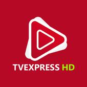 Tv Express HD-icoon