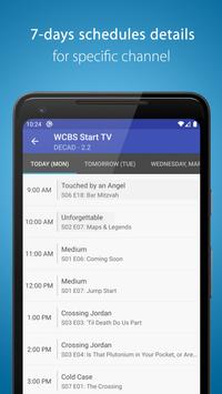TV Listings screenshot 2