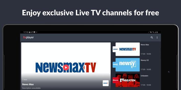 TVPlayer screenshot 6