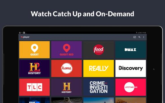 TVPlayer screenshot 12