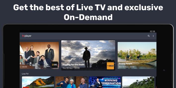 TVPlayer imagem de tela 5