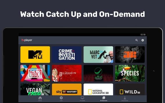 TVPlayer скриншот 11