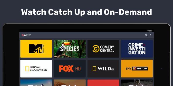TVPlayer imagem de tela 7