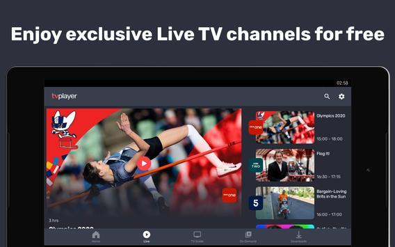 TVPlayer скриншот 12
