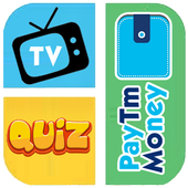 Hindi TV Show Quiz Challenge Win Earn Money Daily icon