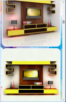 tv rack design screenshot 7