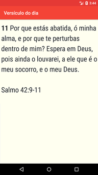 Bíblia Sagrada Grátis screenshot 4