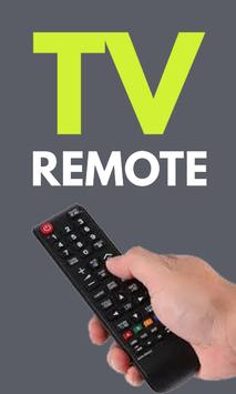 Remote a distance tv poster