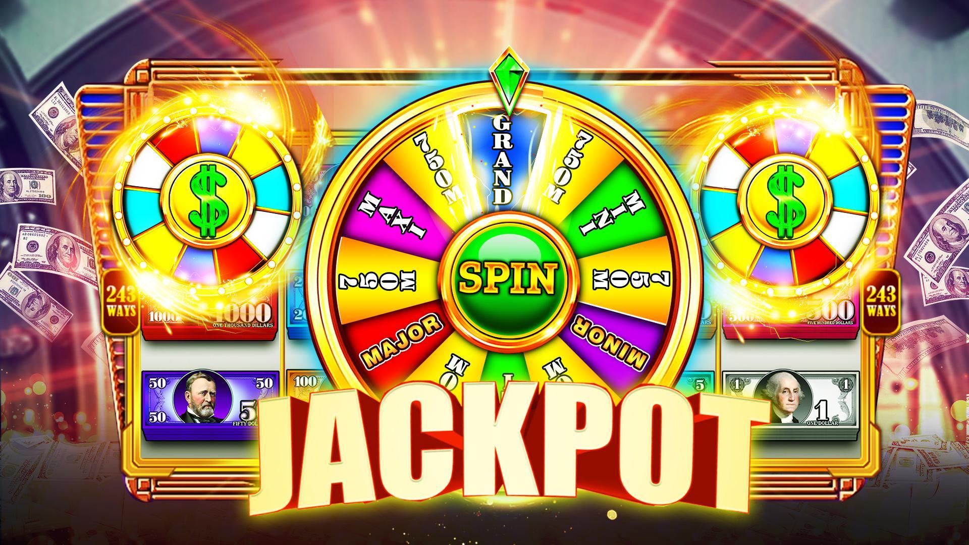 Jackpot De Casino