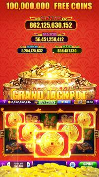 Tycoon Casino™: Free Vegas Jackpot Slots poster