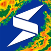 Icona Radar temporali: mappa meteo