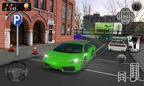 Multi-storey Sports Car Parking Simulator 2019 screenshot 1