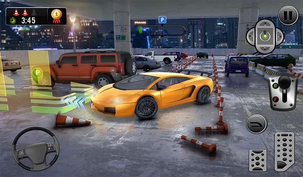 Multi-storey Sports Car Parking Simulator 2019 screenshot 20
