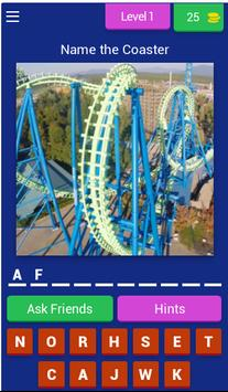 Name the roller coaster poster