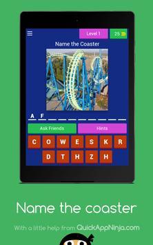 Name the roller coaster screenshot 4