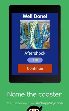 Name the roller coaster screenshot 5