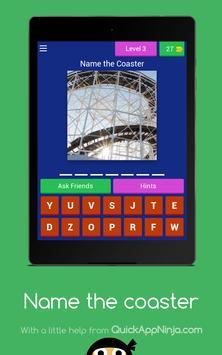 Name the roller coaster screenshot 6