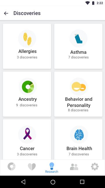 23andMe for Android - APK Download