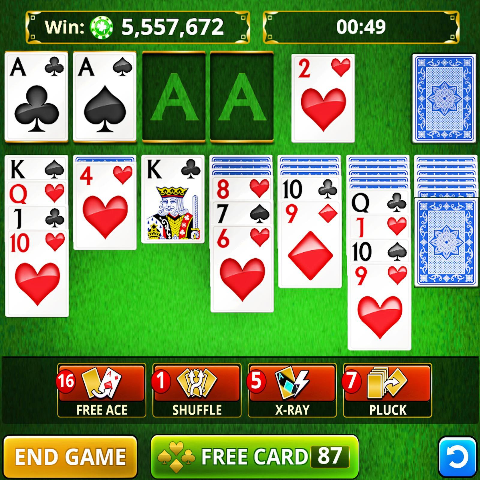 SOLITAIRE CARD GAMES FREE! for Android - APK Download