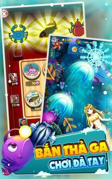 iCá - Bắn Cá ZingPlay VNG captura de pantalla 3