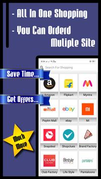 all in one shopping app - 999+ shopping app screenshot 1