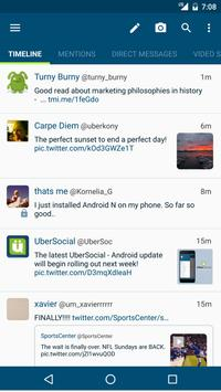 UberSocial Screenshot 10
