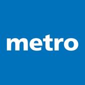 Metro België (NL) icon