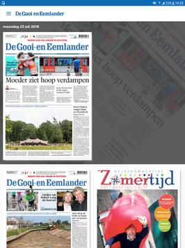 De Gooi-en Eemlander digikrant screenshot 9