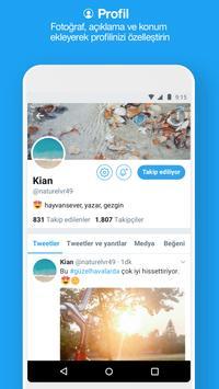 Twitter Lite Ekran Görüntüsü 1