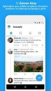 Twitter Lite Ekran Görüntüsü 2