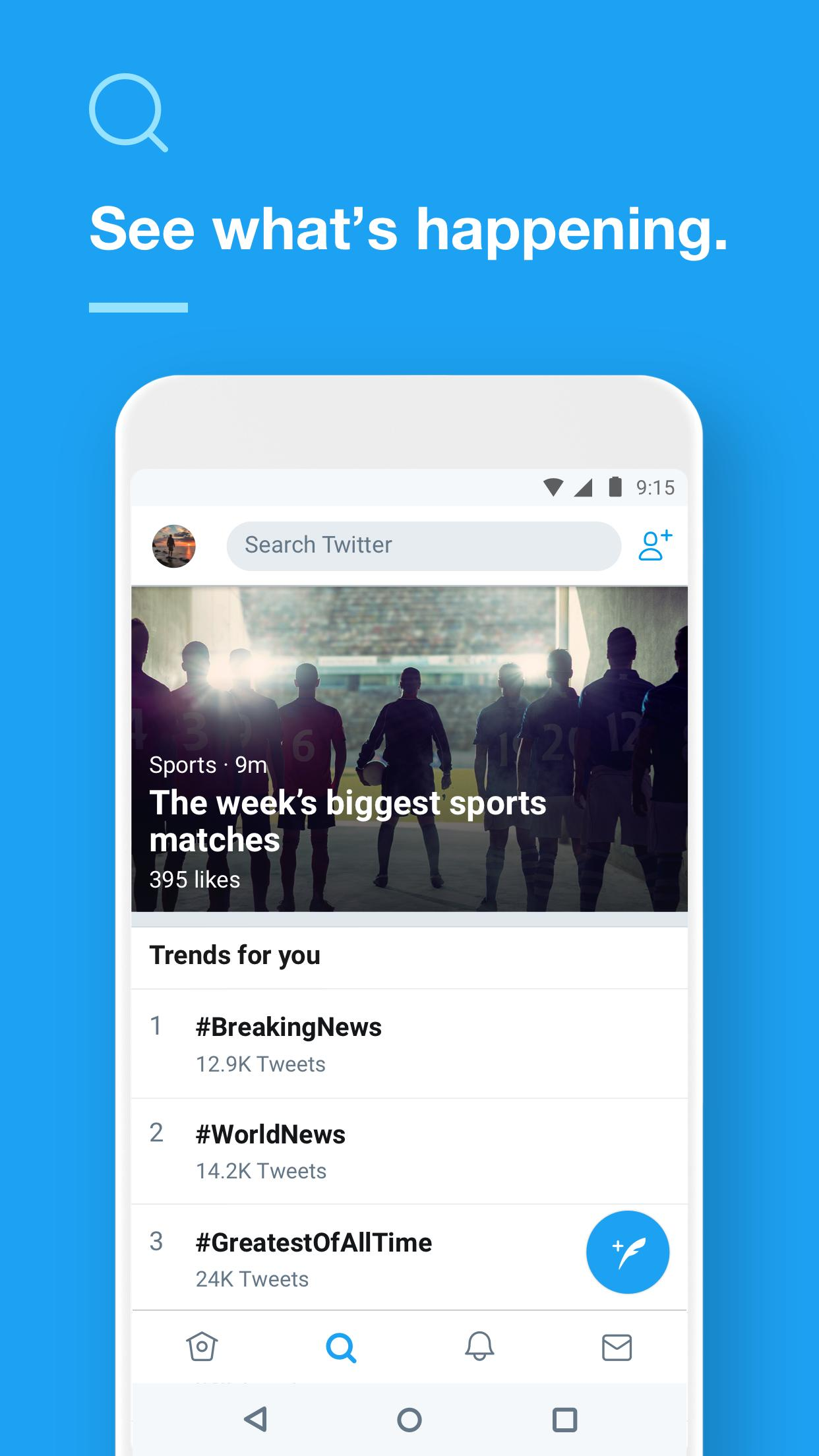 Twitter For Android Apk Download