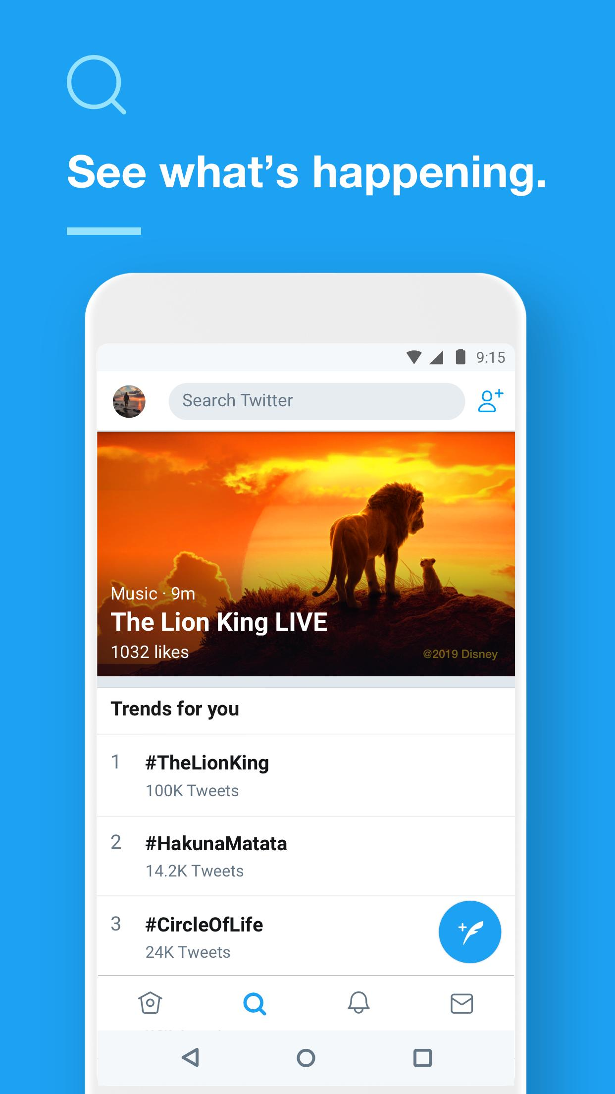 Twitter for Android - APK Download