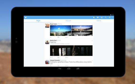 Twitter captura de pantalla 5