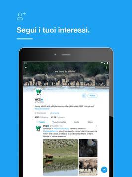 7 Schermata Twitter