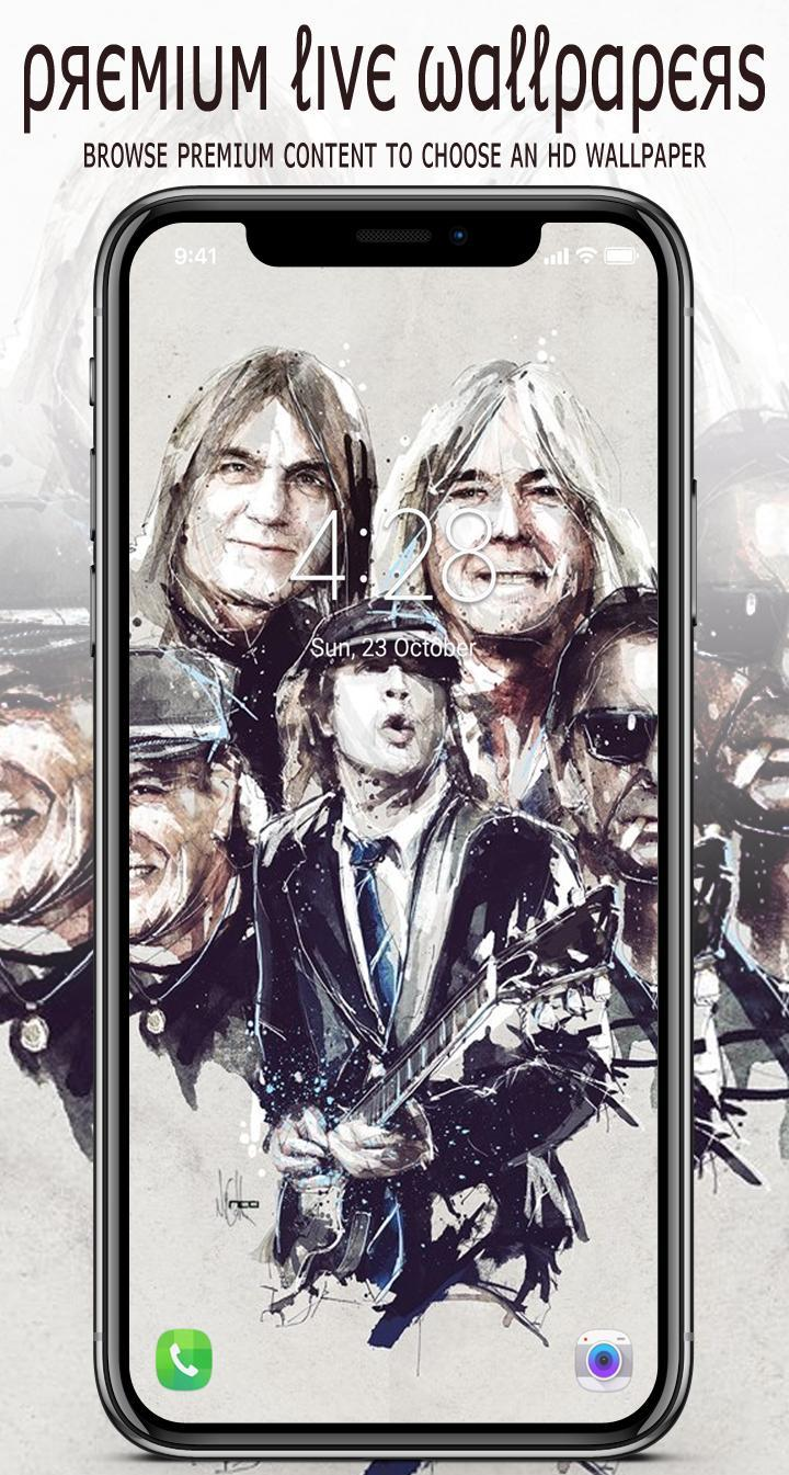 Ac Dc Wallpapers For Android Apk Download