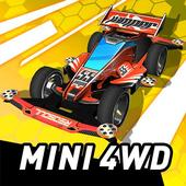 Menginstal Game Racing android Mini Legend - Mini 4WD PVP new 2017