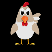 Chicken Eggs factory –Idle farm tycoon icon