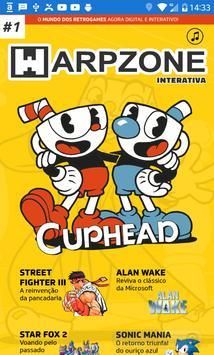 Revista Warpzone poster