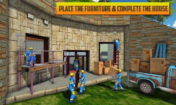 Underground House Construction screenshot 3