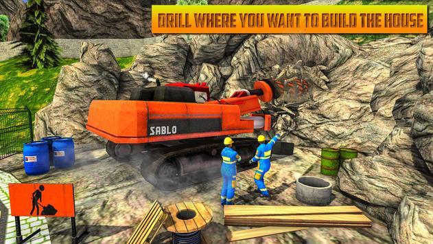 Underground House Construction screenshot 5