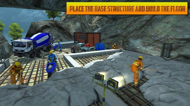 Underground House Construction screenshot 6