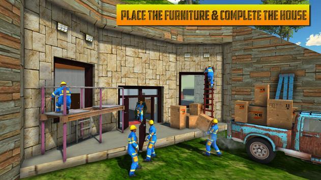 Underground House Construction screenshot 7
