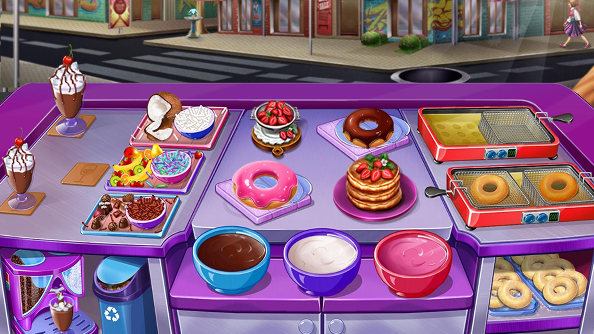 zapatillas estilos clásicos venta usa online Cocinar comida urbana : juegos de cocina for Android - APK ...