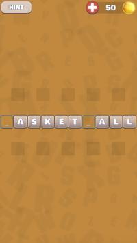 Word Challenge screenshot 1